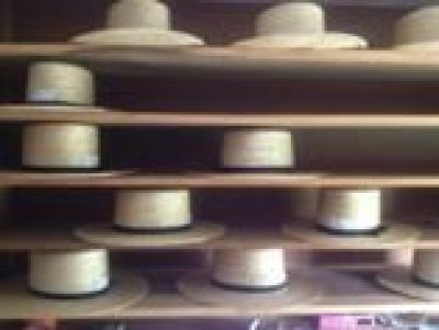 The recipe for Straw Hat Making