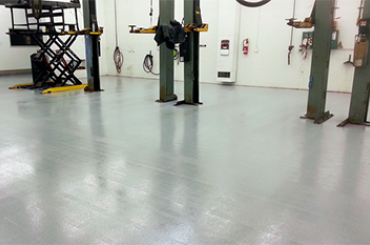Industrial - Garage Flooring