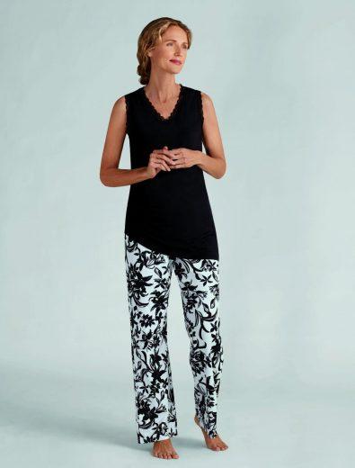 Pajama Set Black