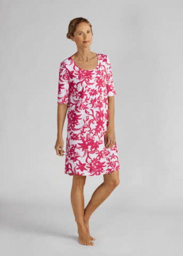 T-Shirt Nightdress Paradise Pink