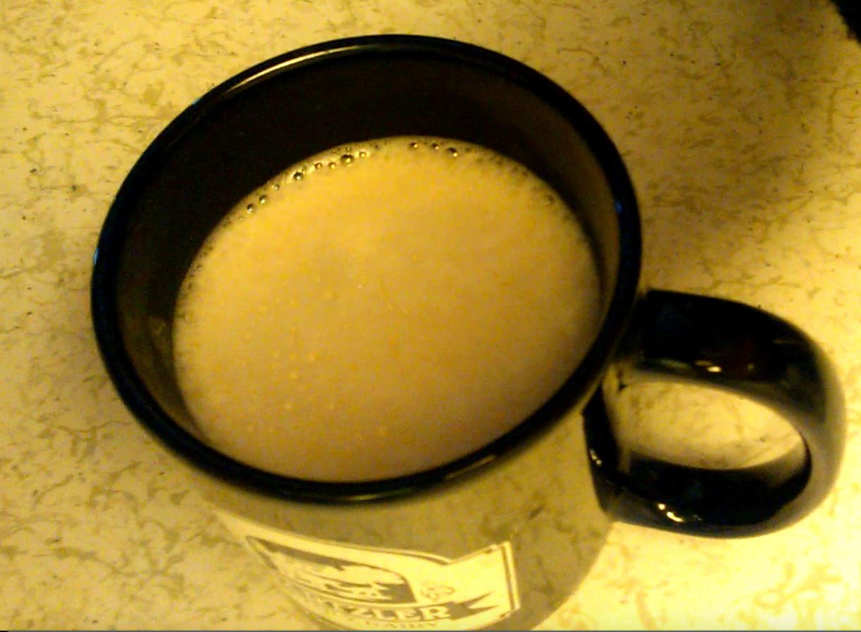 Creamed Tea (Bullet Tea)