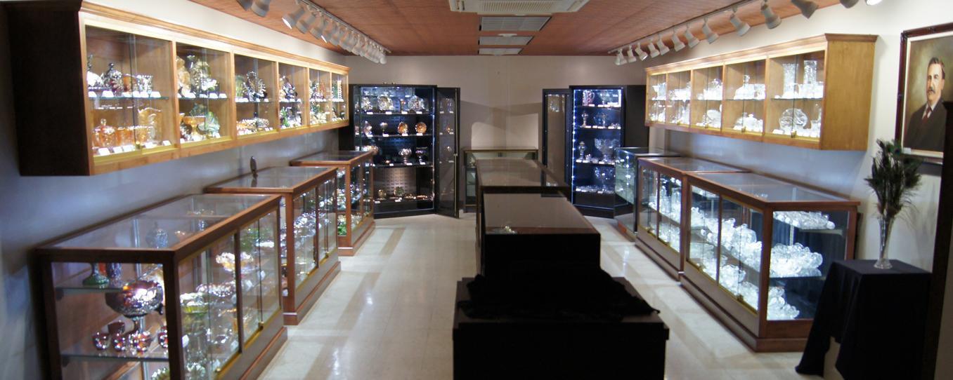 Millersburg Glass Museum