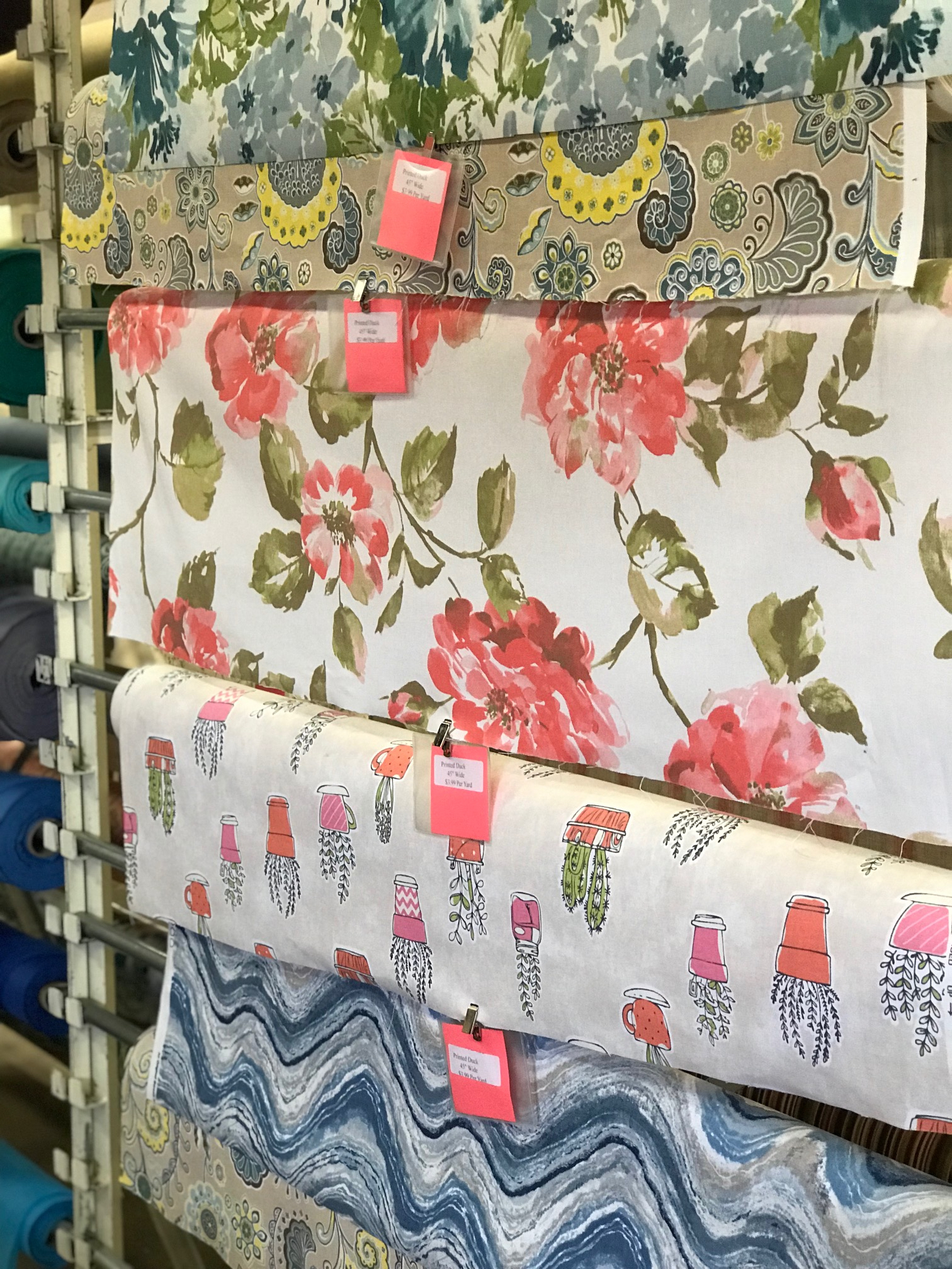 Outdoor And Home Decor Fabric