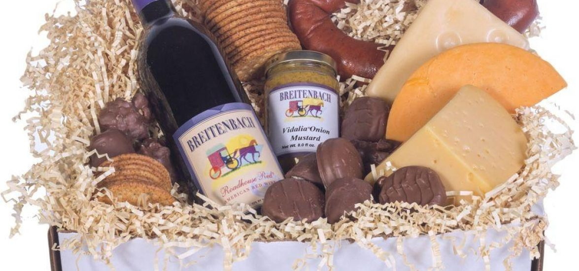 Order Breitenbach Gift Boxes for the holidays!