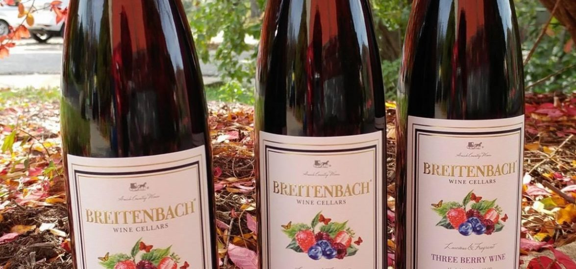 Three Berry Wine is Back in a Bottle!