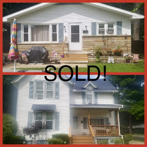 """SOLD! Absolute """"3 for 1"""" Income Producing Property Real Estate Auction"""