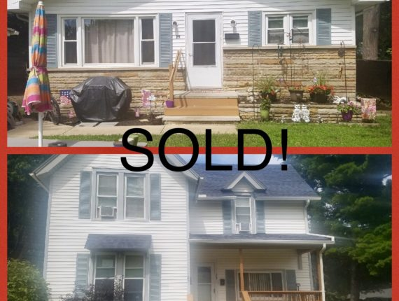 "SOLD! Absolute ""3 for 1"" Income Producing Property Real Estate Auction"
