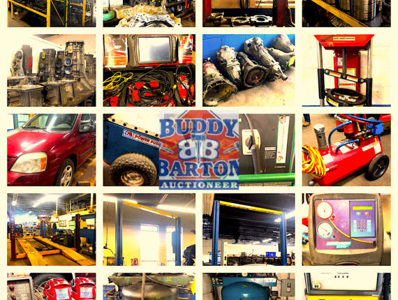 Absolute Auto Shop Retirement Auction #1