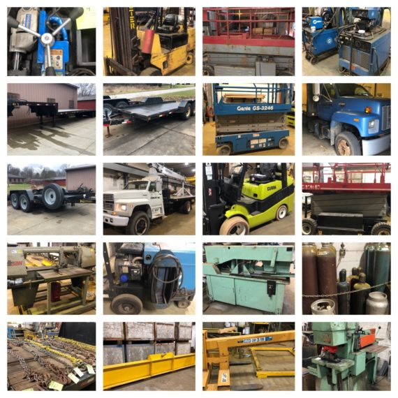 ConLift Inc-Absolute Industrial Liquidation Auction
