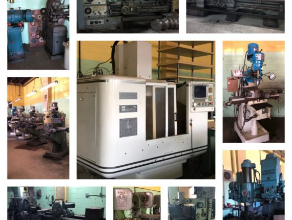 Absolute Machine Shop Auction-Youngstown