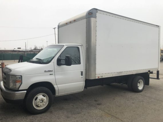 Online-Only Auction-Cleveland Body Shop