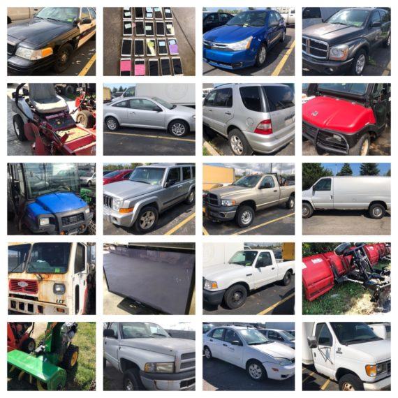 CMHA Surplus Auto, Equipment & Electronics Auction-Cleveland