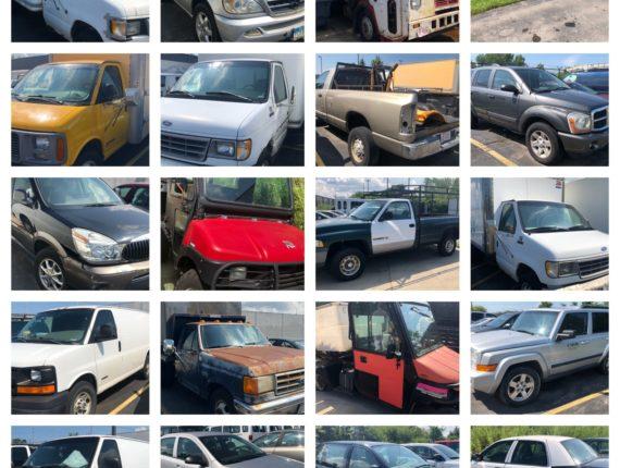CMHA Cuyahoga Metropolitan Housing Authority Auto Auction-Cleveland