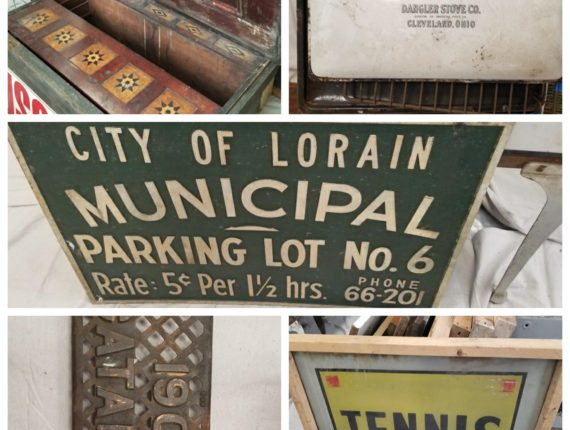 Online Only Coming soon! Lorain Historical Society  Auction
