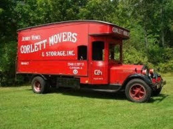 Corlett Movers Storage Vault Auction