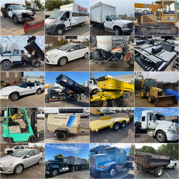 Online-Only End of 2020 Equipment/Machinery Consignment & CMHA Auction-Cleveland