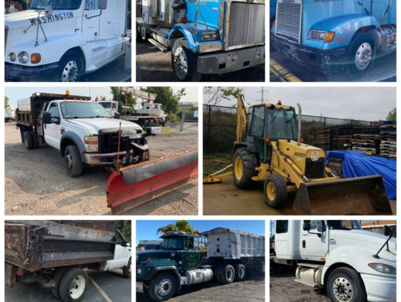 LIVE/Online End of Year Equipment/Machinery Consignment Auction-Cleveland