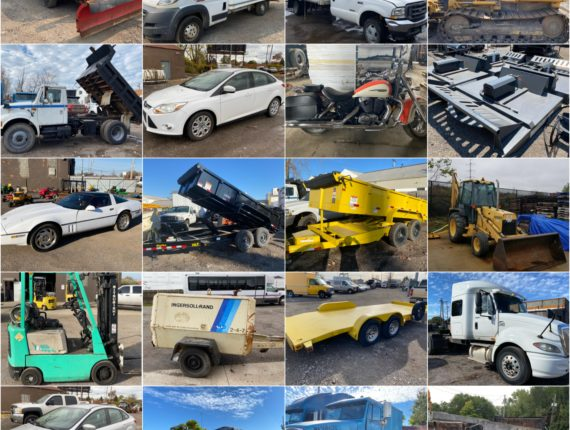 LIVE/Online End of 2020 Equipment/Machinery Consignment & CMHA Auction-Cleveland