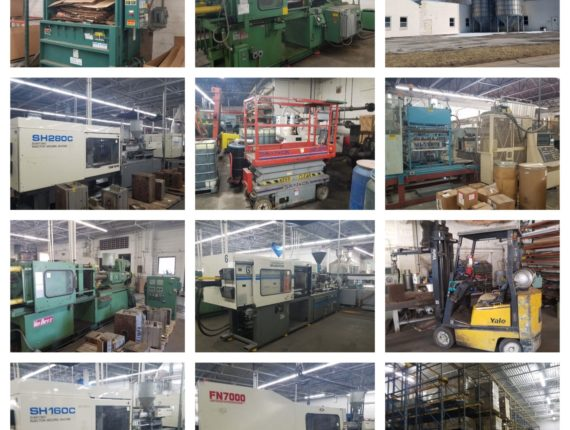 Injection Molding Plant Machinery/Equipment Day 2