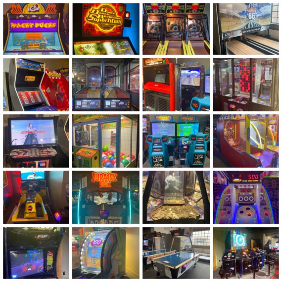 ONLINE-ONLY- Play Arcade & Kitchen Business Liquidation Auction-Cleveland