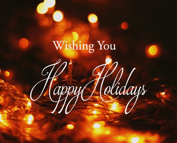 Wishing You All Happy Holidays & A Wonderful New Year! See you in 2021!