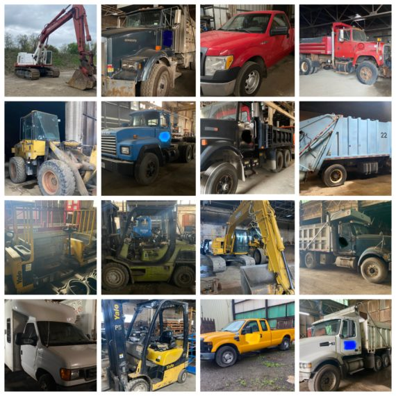 TBA Heavy Equipment/Commercial Trucks & Machinery Auction-Cleveland