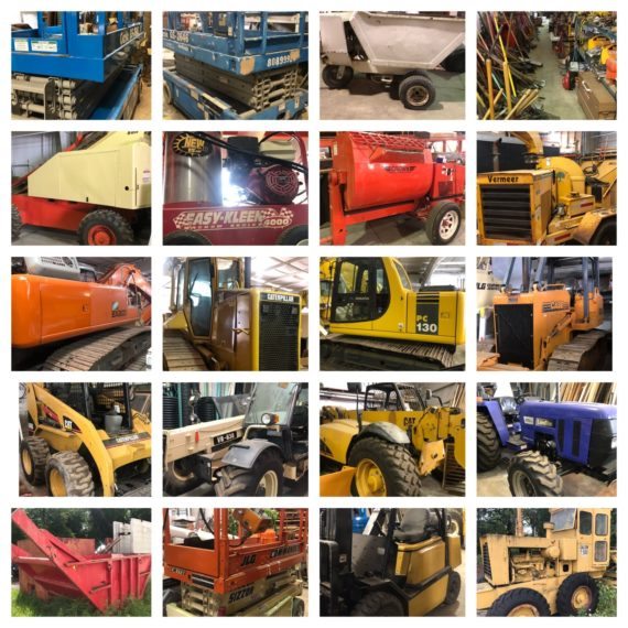 Heavy Equipment & Machinery Auction-Chagrin Falls