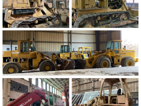 Live/Online-Heavy Equipment & Machinery Auction-Cleveland