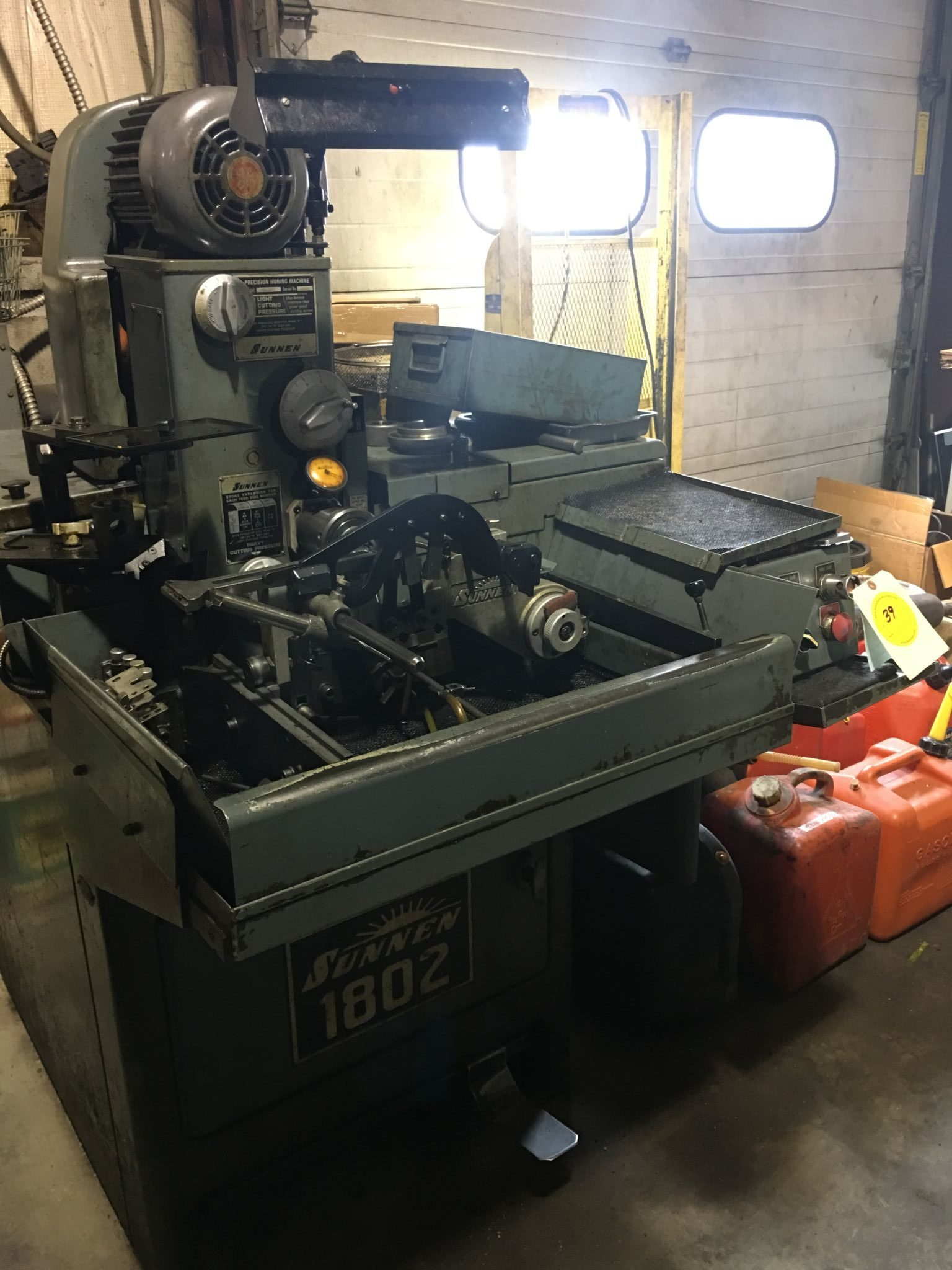 Absolute Industrial Machinery Auction | Buddy Barton Auctioneer