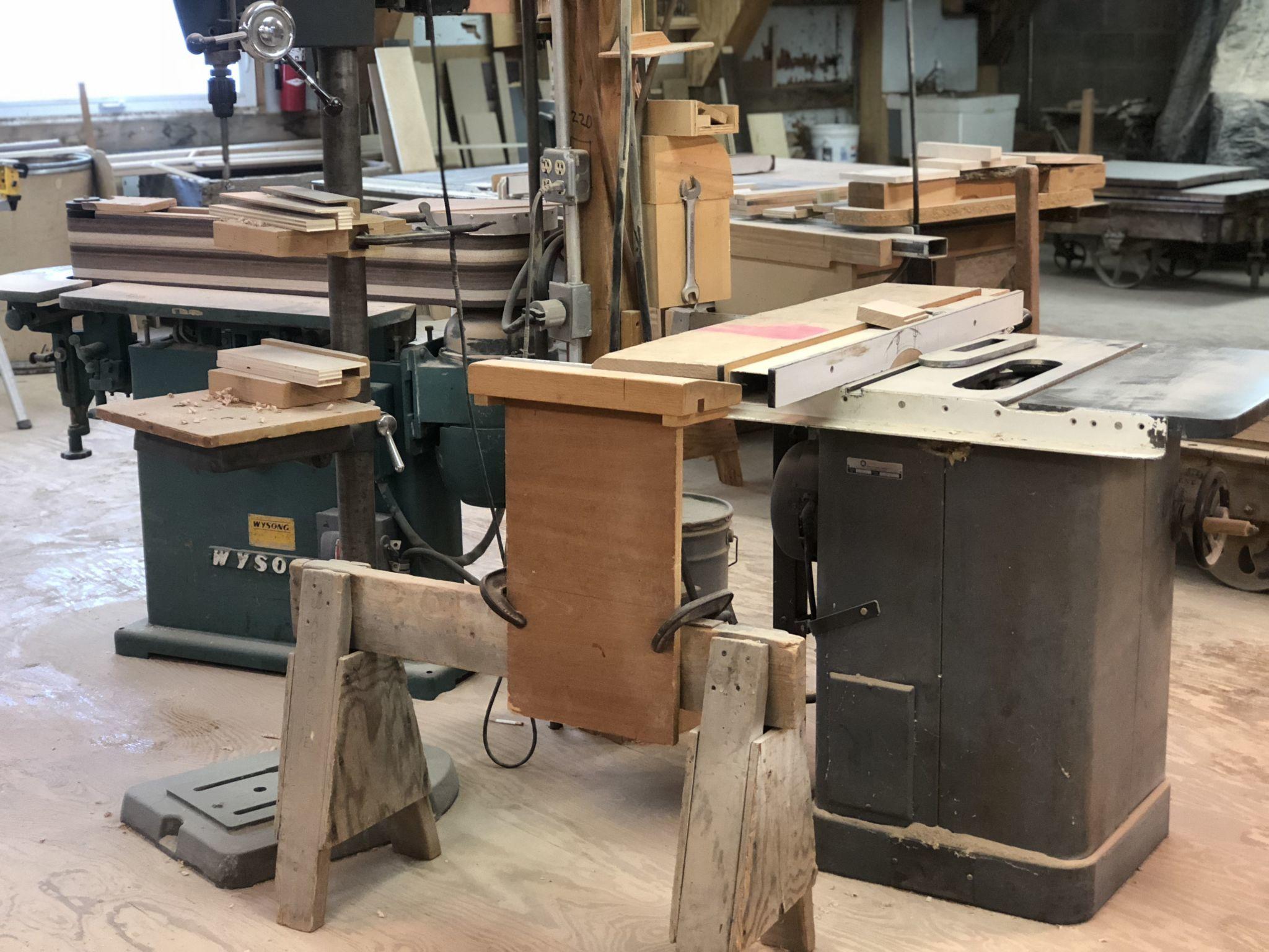 Live/Online Custom Hardwood Designer, Lumber   Buddy Barton