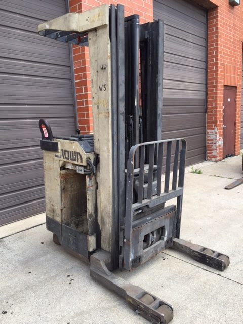 Good Forklifts of all kinds and Tenant Floor Sweeper