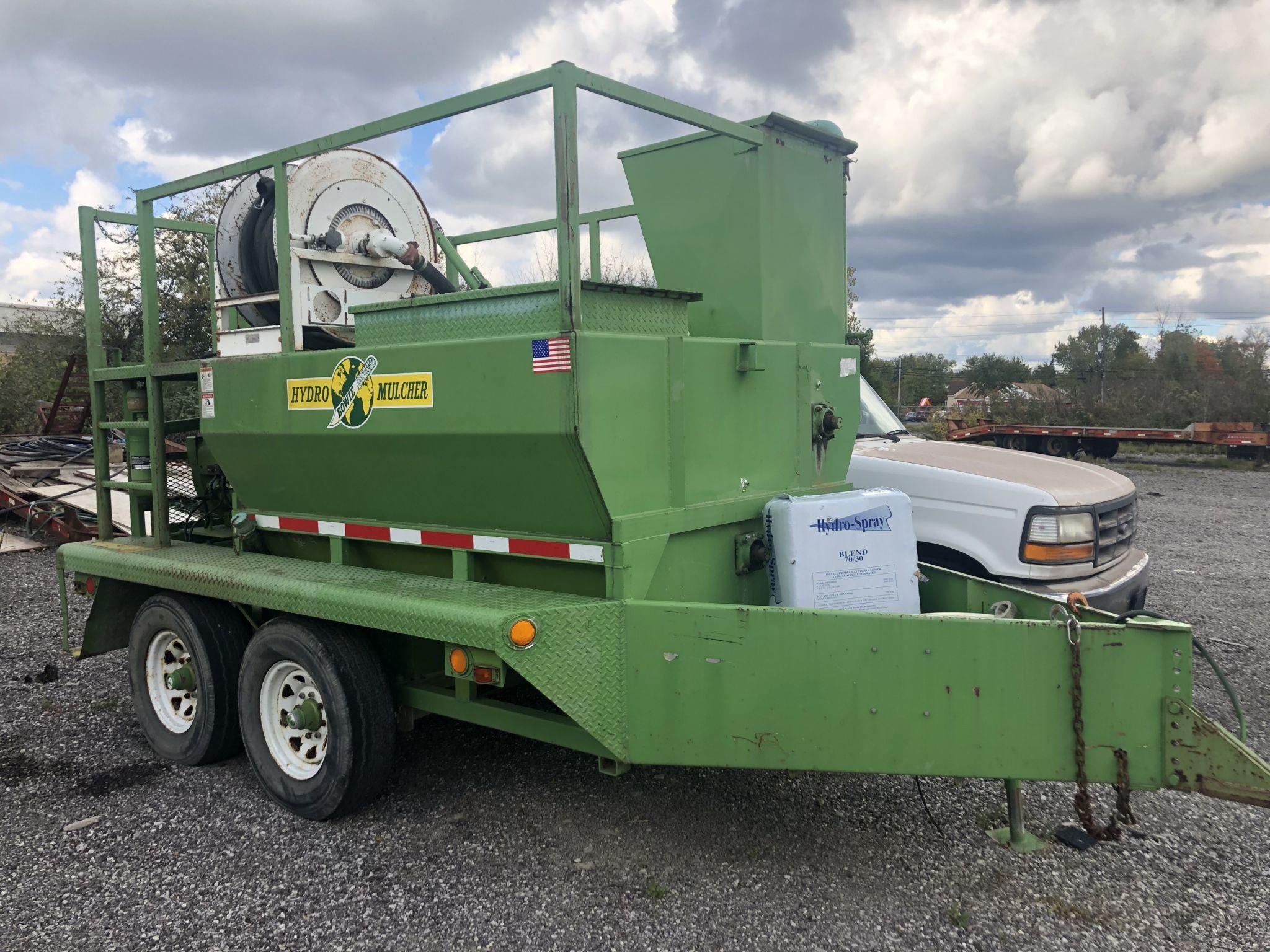 Quarterly Machinery/Equipment Auction | Buddy Barton Auctioneer
