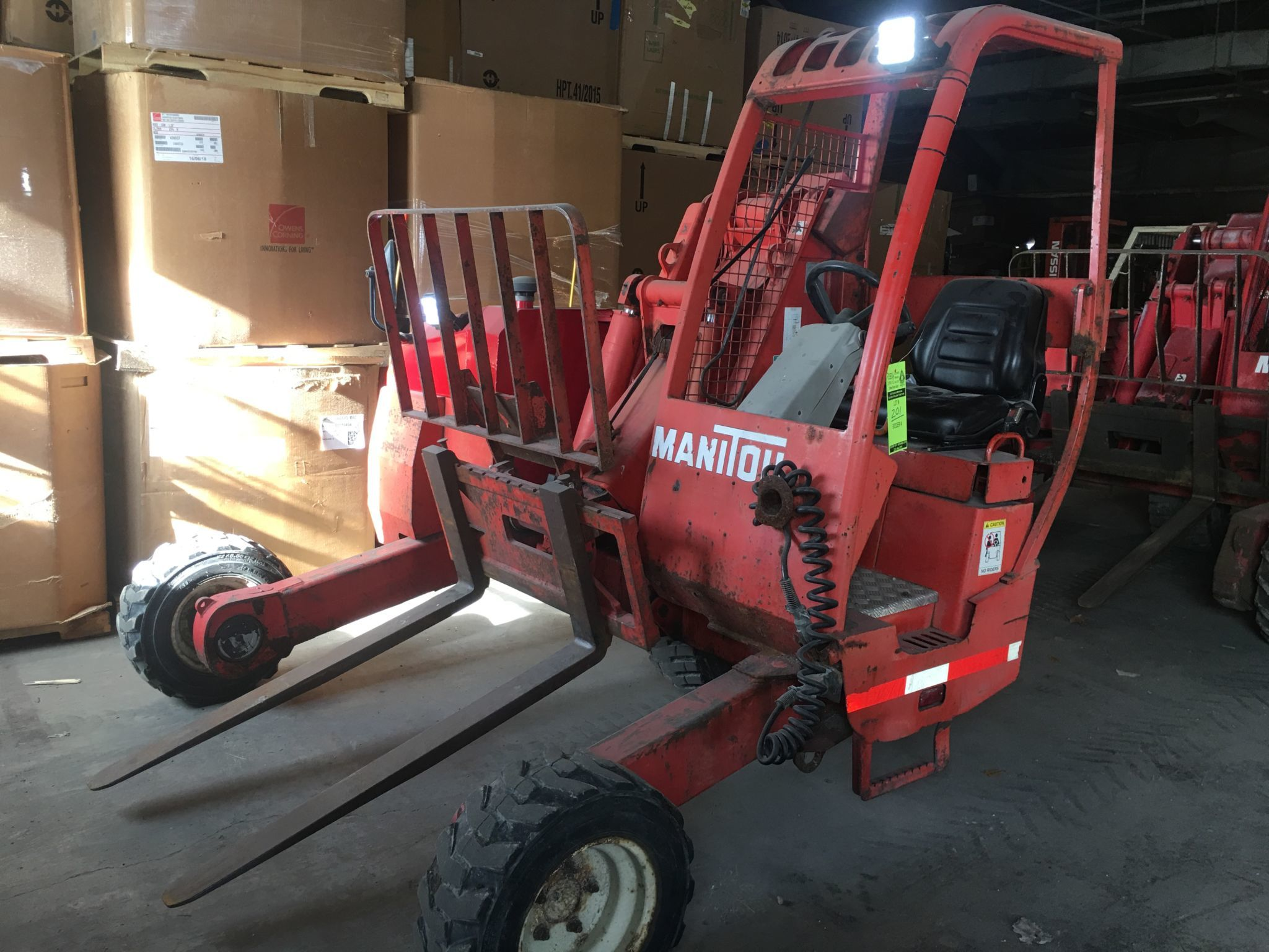 More Mantransit diesel lifts, attachments , forklifts,  concrete saws, Mowers, tools, lube/oil pots