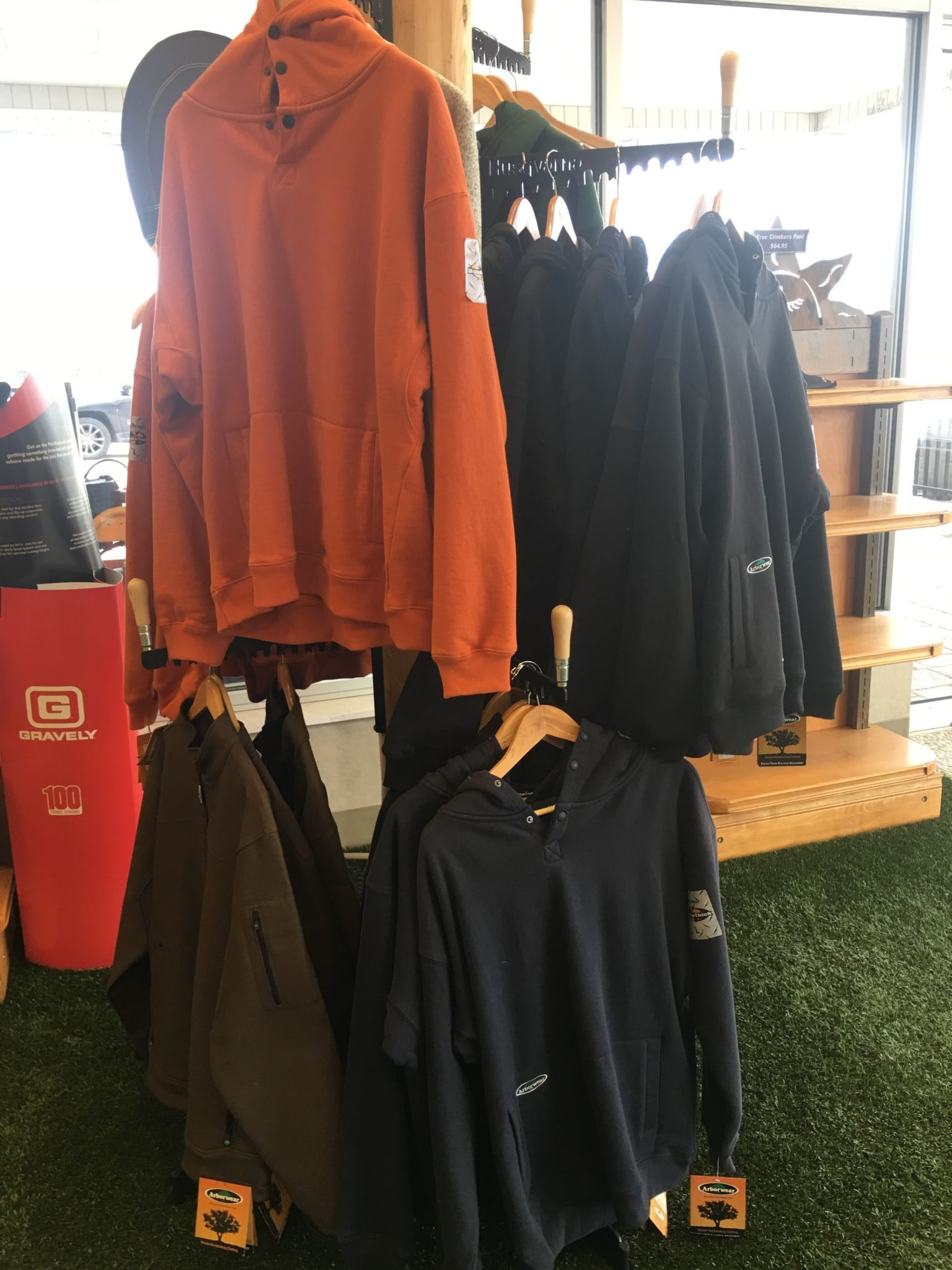 New ArborWear and Georgia gear