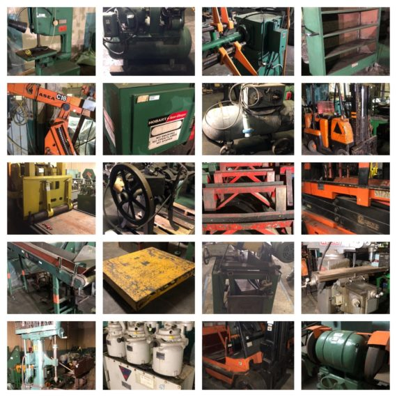 (Day 1) The 2 Day Major Stamping Facility Absolute Auction