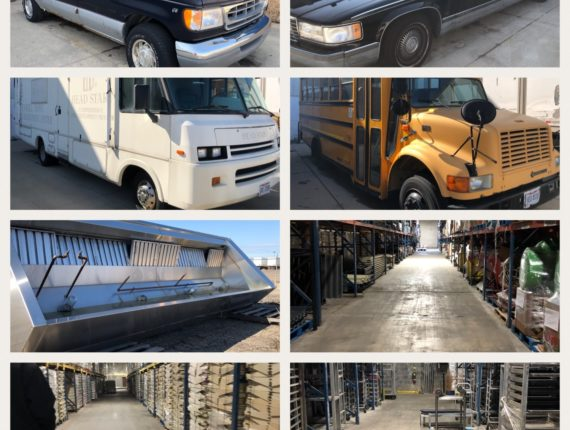 Large Comm.Grocery Equip Auction-Coming In June!