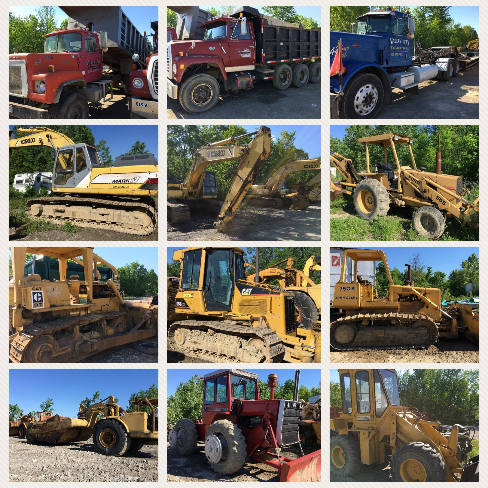 LIVE/ONLINE ABSOLUTE HEAVY EQUIPMENT AUCTION-