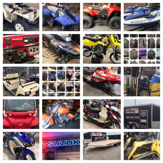 All-Ohio Motorsport Inventory Reduction Auction