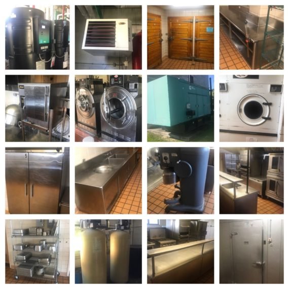 Online-Only Architectural Salvage/Contents of former Nursing Home Auction-Day 1-Bedford Hts