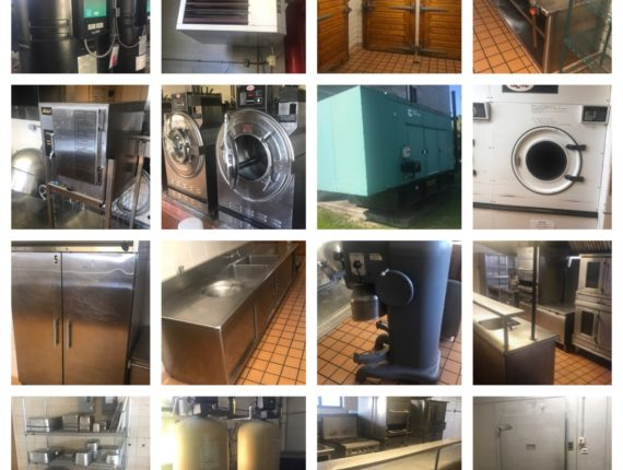 "Online-Only Architectural Salvage/Contents of former ""Little Sisters of the Poor"" Nursing Home Auction Day 1"