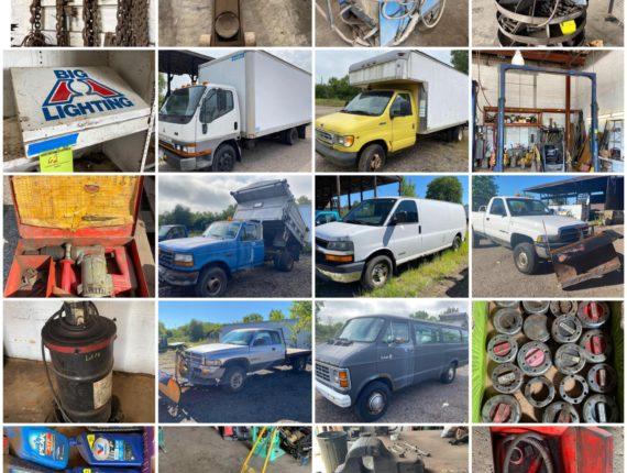 Online-Only B & M Motors Co Retirement Auction-Bedford Hts.