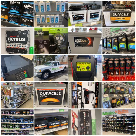 Online-Only Batteries Plus Bulbs Closing Auction-Strongsville