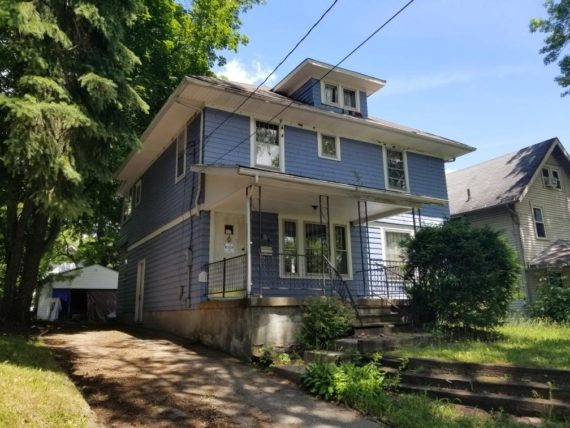 Online-Only Court Ordered PSO Real Estate Auction-Akron