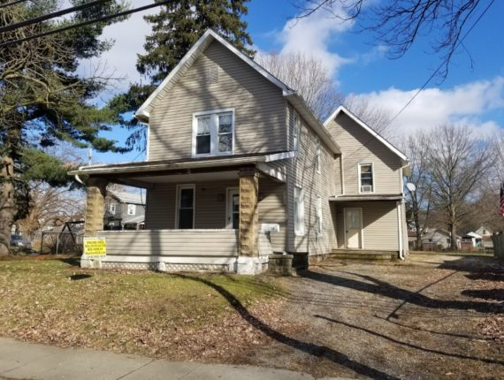 Online-Only Court Ordered PSO Real Estate Auction-Massillon