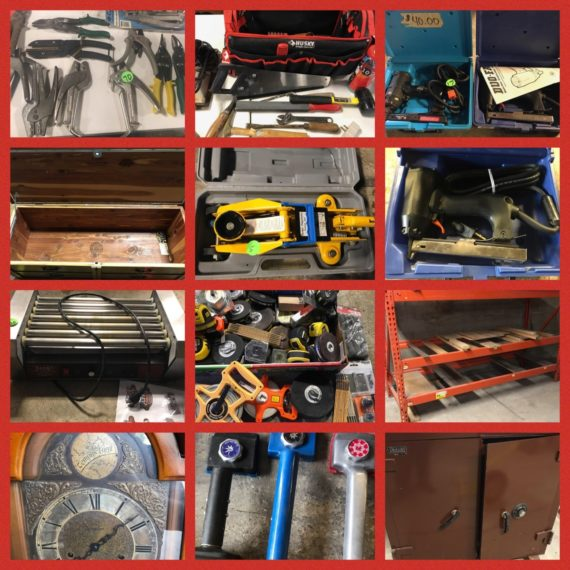 Online-Only Davidian Rugs Inc., Tools, Antiques & Carpet Install Equip Auction