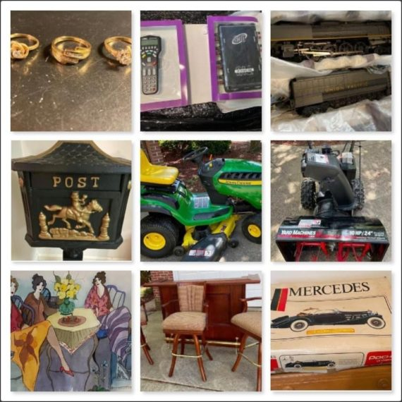 Online-Only Estate Auction-Fairlawn