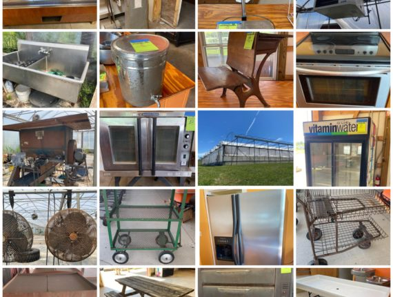 Online-Only Former Foote's Market Auction-Valley View