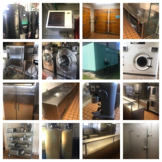 "Online-Only Architectural Salvage/Contents of former ""Little Sisters of the Poor"" Nursing Home Auction Day 2"