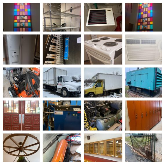 Online-Only Architectural Salvage/Contents of former Nursing Home Auction-Day 2-Bedford Hts