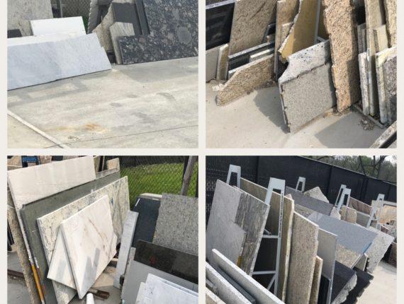 Online-Only Granite Remnant Auction-Cincinnati